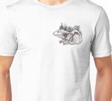 Iguana cuddle Unisex T-Shirt