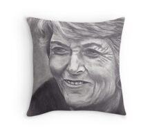 GERALDINE FERRARO Throw Pillow