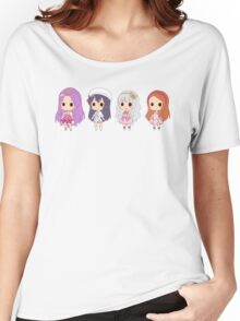 Anime Girls Women's Relaxed Fit T-Shirt