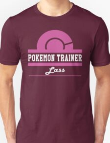 Pokemon Trainer - Lass T-Shirt