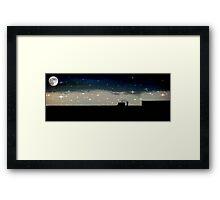 Twinkle Twinkle Little Stars... ©  Framed Print
