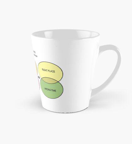 Life's Venn diagrams Tall Mug