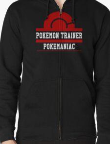 Pokemon Trainer - Pokemaniac T-Shirt