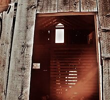 Into The Barn by trueblvr