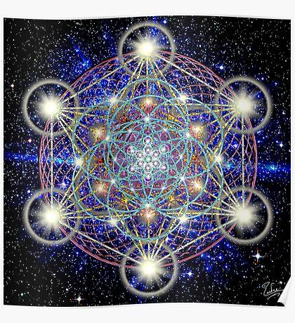 Sacred Geometry 41 Poster