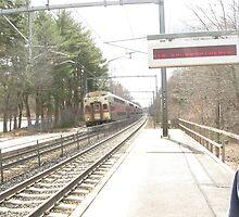 1718 MBTA Commuter Rail by Eric Sanford