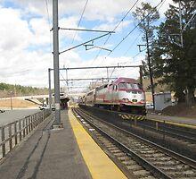 010 MBTA Commuter Rail (Inbound) by Eric Sanford
