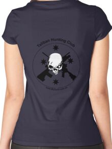 2011 Taliban hunting Club Women's Fitted Scoop T-Shirt