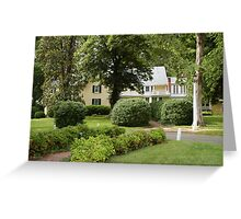Prospect Hill Greeting Card