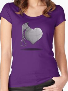 Ironclad Love Women's Fitted Scoop T-Shirt