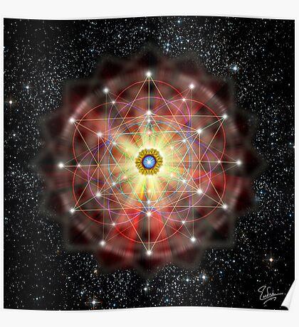 Sacred Geometry 45 Poster