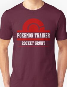 Pokemon Trainer - Rocket Grunt T-Shirt