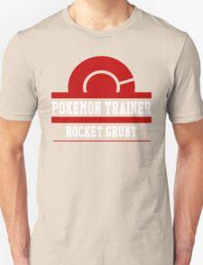 Pokemon Trainer - Rocket Grunt Unisex T-Shirt