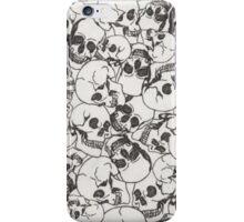 Spooky Skulls iPhone Case/Skin