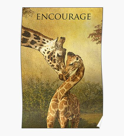 Encourage Poster