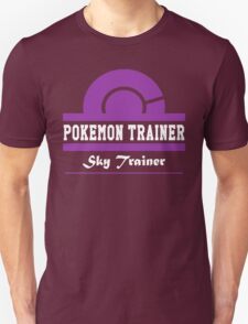 Pokemon Trainer - Sky Trainer T-Shirt