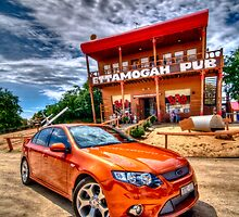 Ettamogah Pit Stop by shadesofcolor