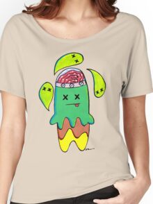 Frankey Monster Women's Relaxed Fit T-Shirt