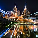 Melbourne by PerkyBeans