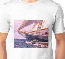 Speeding By Unisex T-Shirt