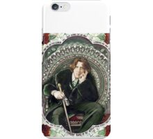 Oscar Wilde 2 iPhone Case/Skin