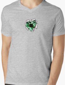 Heart of the Machine Mens V-Neck T-Shirt