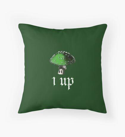 Ye olde oneth upeth Throw Pillow