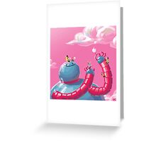 Strawberry Flavor Greeting Card