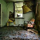 A Farmhouse Forgotten (1) by Reg  Lyons