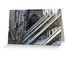 York Cathedral Greeting Card