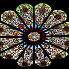 Stained glass - Rome by fab2can