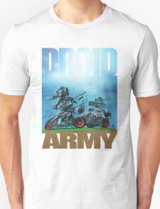 All terrain technical mech T-Shirt