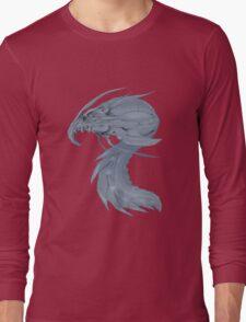 Underwater creature_third version Long Sleeve T-Shirt