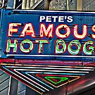Pete&#x27;s Famous Hot Dogs, Birmingham, Alabama by Gerry Daniel
