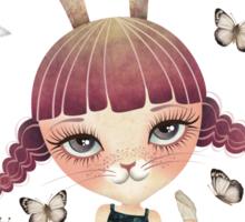 Sugar Bunny Sticker