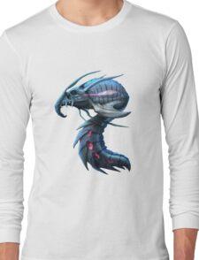 Underwater creature_second version Long Sleeve T-Shirt
