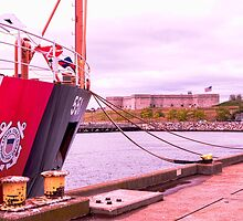 The Ida Lewis At Ft Trumbull by JoeGeraci