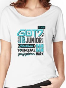 GOT7 Collage Women's Relaxed Fit T-Shirt