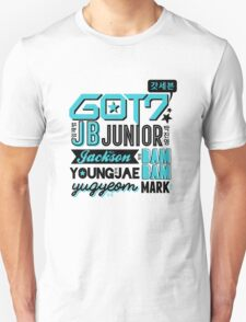 GOT7 Collage T-Shirt