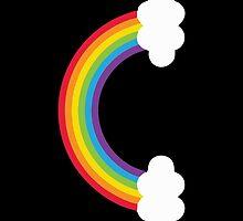 Rainbow Smile by benova
