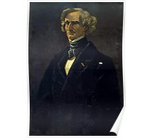 André Gill Hector Berlioz by Andre Gill Poster