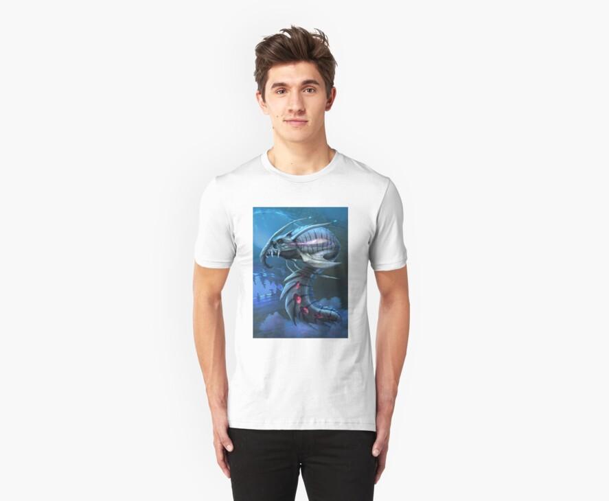 Underwater creature_first version by DanielVijoi