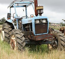 Mactor the Tractor  by makaylagraham