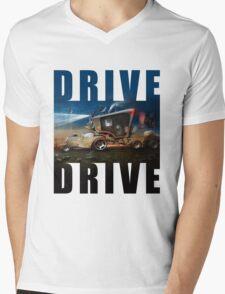 My ten wheel house Mens V-Neck T-Shirt