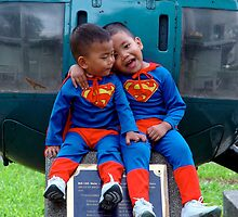 Kids by jansant