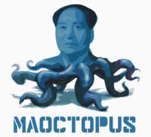 Maoctopus by NaranjaElPesca