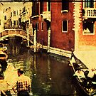 Venice Canal 2 - 1968 by pennyswork