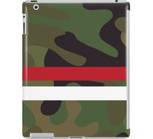 Pattern Fashion Army Camouflage Style Camo  iPad Case/Skin