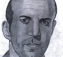 Jason Statham by Bobby Dar