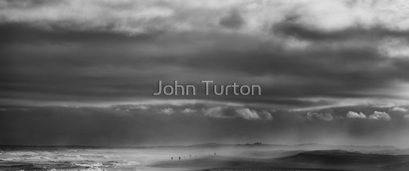 Playing in the Mist by John Turton